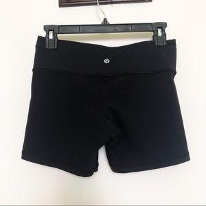lululemon athletica bike shorts